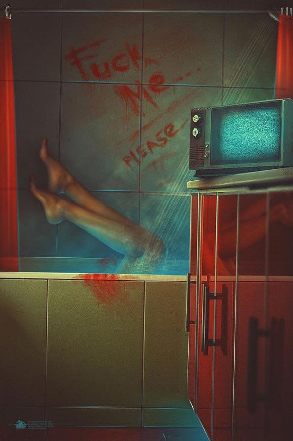 Зорик Истомен - чувственный фотограф