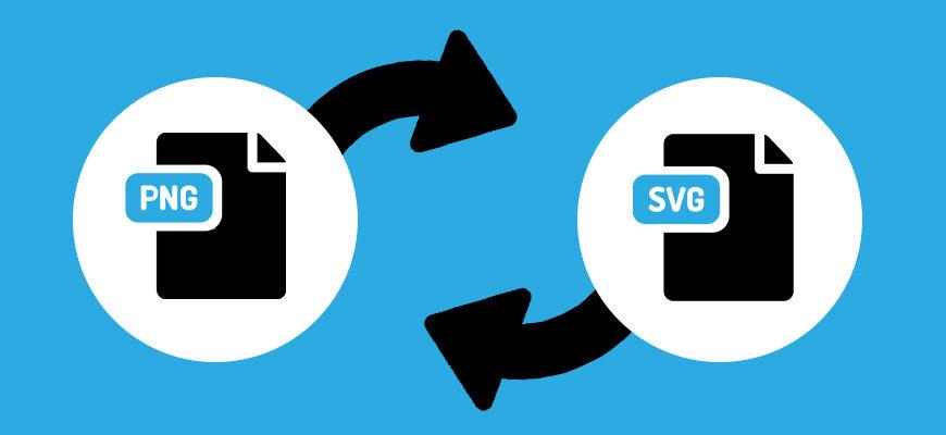 Как сконвертировать SVG в PNG просто и быстро